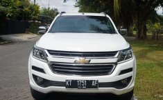Mobil Chevrolet Trailblazer 2017 LTZ dijual, Kalimantan Timur