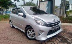 Jual cepat Toyota Agya G 2017 di Banten