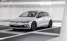 Volkswagen Luncurkan Golf GTI MK8 di Geneva