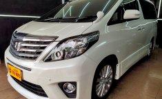 Dijual mobil bekas Toyota Alphard 2.4 S AT 2012, DKI Jakarta