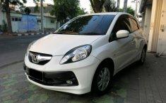Dijual mobil Honda Brio Satya E MT 2014 bekas murah, Jawa Timur
