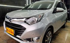 Jual mobil Daihatsu Sigra 1.2 R AT 2016 terawat di DKI Jakarta
