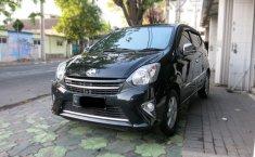 Jual mobil Toyota Agya G MT 2014 bekas di Jawa Timur