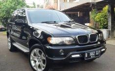 Jual cepat mobil BMW X5 E53 Facelift 3.0 L6 Automatic 2001 di DKI Jakarta