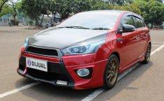 Jual mobil Toyota Yaris LTD TRD Sportvo 2016 terawat di DKI Jakarta