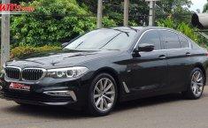 Jual mobil BMW 5 Series G30 520i Luxury Line 2018 terbaik di DKI Jakarta