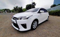 Jual mobil Toyota Yaris E AT 2016 bekas di DKI Jakarta
