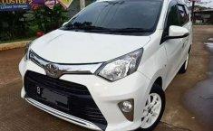 Jual Cepat Toyota Calya G 2019 Putih di Jawa Barat