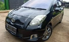 Jual Cepat Toyota Yaris S Limited 2012 Hitam di Jawa Barat