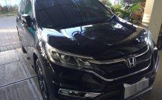 Jual Cepat Honda CR-V 2.4 Prestige 2017 Hitam di Jawa Timur