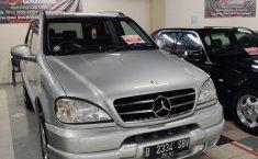 Jual Cepat Mercedes-Benz M-Class ML 350 2001 di DKI Jakarta