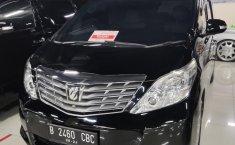 Jual Cepat Mobil Toyota Alphard G 2009 di DKI Jakarta