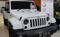Jual Cepat Mobil Jeep Wrangler Rubicon Unlimited 2012 di DKI Jakarta