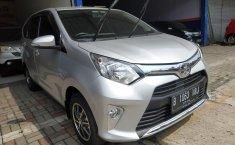 Jual cepat mobil Toyota Calya G MT 2019 di Jawa Barat