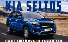 [Infografik] Kia Seltos dan Pesaingnya di Segmen SUV Kompak Tanah Air