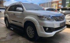 Jual Toyota Fortuner G TRD 2013 harga murah di Pulau Riau