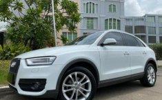 Mobil Audi Q3 1.4 TFSI S-LINE 2012 dijual, DKI Jakarta