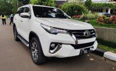 Jual Cepat Mobil Toyota Fortuner VRZ 2017 di Jawa Barat