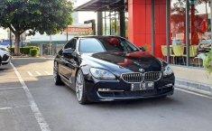 Jual Cepat Mobil BMW 6 Series 640i 2012 di DKI Jakarta