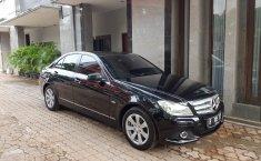 Jual mobil Mercedes-Benz C-Class C200 CGI Sport 2012 dengan harga murah di DKI Jakarta