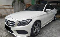 Mobil Mercedes-Benz C-Class 250 AMG LINE 2015 dijual, DKI Jakarta