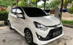 Jual Cepat Mobil Toyota Agya TRD Sportivo 2017 di Sumatra Barat
