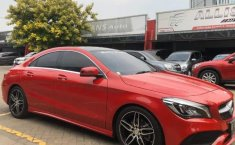 Dijual mobil bekas Mercedes-Benz CLA 200 2016, DKI Jakarta