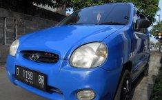Jual Cepat Mobil Hyundai Atoz GLS Hatchback 2002 di Jawa Barat