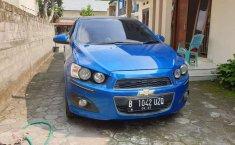 Mobil Chevrolet Aveo 2012 LT dijual, DIY Yogyakarta