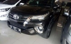 Mobil Toyota Fortuner 2017 VRZ dijual, Jawa Barat