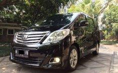 Jual mobil Toyota Alphard G 2012 bekas, Jawa Timur