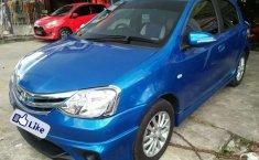 Mobil Toyota Etios Valco 2014 G terbaik di Kalimantan Barat