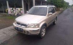 Jual cepat Honda CR-V 4X2 2001 di Jawa Timur