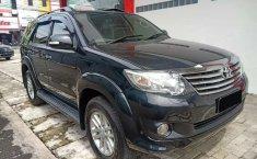 Kalimantan Barat, Toyota Fortuner G 2013 kondisi terawat