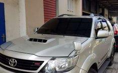Jual Toyota Fortuner TRD 2013 harga murah di Sumatra Utara