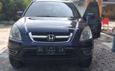 Sumatra Utara, jual mobil Honda CR-V 2.0 i-VTEC 2003 dengan harga terjangkau