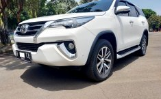 Jual Cepat Mobil Toyota Fortuner VRZ 2016 di DKI Jakarta