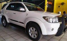 Jual mobil Toyota Fortuner G TRD 2011 murah di Jawa Barat