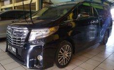 Jual mobil bekas murah Toyota Alphard G 2015 di Jawa Barat