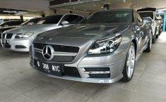 Jual mobil Mercedes-Benz SLK SLK 250 AT 2012 terbaik di DKI Jakarta