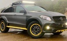 Modifikasi Mercedes-Benz GLE Coupe Bergaya Safari ini Siap Diajak Off-Road Ekstrim