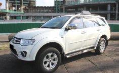 Jual Cepat Mobil Mitsubishi Pajero Sport 2.5L Dakar Putih di DKI Jakarta