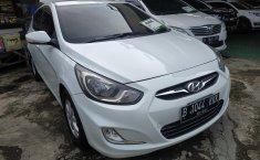 Jual mobil Hyundai Grand Avega GL AT 2011 harga murah di DKI Jakarta