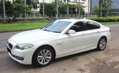 Jual mobil BMW 5 Series 520i AT 2012 dengan harga terjangkau di DKI Jakarta