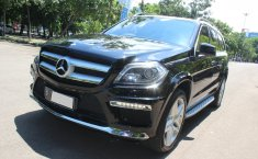 Jual Cepat Mobil Mercedes-Benz GL400 2014 AT Hitam di DKI Jakarta
