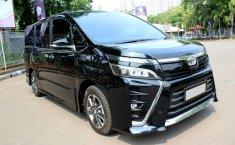 Jual Cepat Mobil Toyota Voxy 2018 AT Hitam di DKI Jakarta