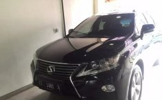 Jual Cepat Mobil Lexus RX 270 2012 di DKI Jakarta