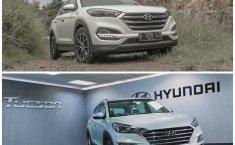 Komparasi Hyundai Tucson XG CRDi 2017 vs Hyundai Tucson Gasoline GLS 2020: Basis Sama, Wajah Beda, Fitur Makin Bertambah
