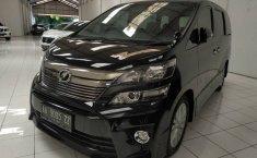 Jual mobil Toyota Vellfire 2.4 NA 2012 terbaik di DIY Yogyakarta