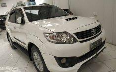 Jual mobil Toyota Fortuner G TRD 2013 murah di DIY Yogyakarta